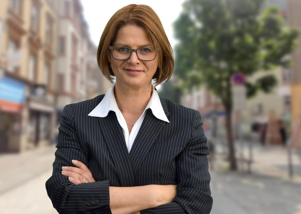 Rechtsanwältin Katja Schade